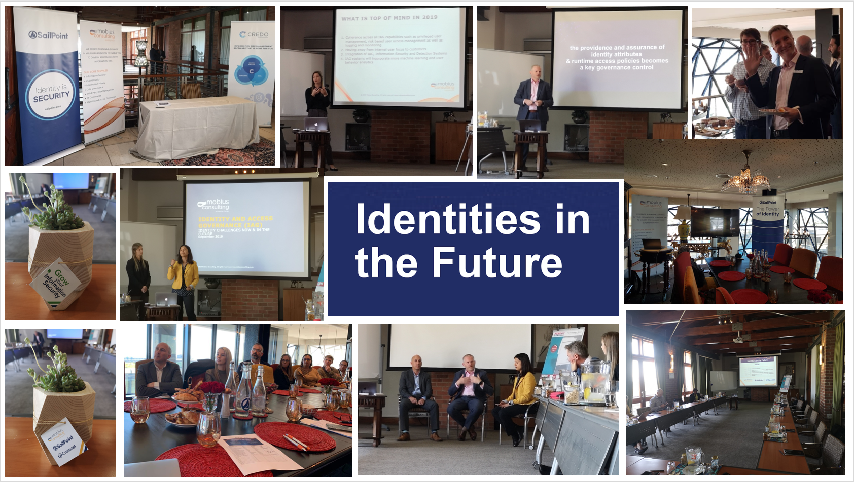 Identities in the Future event
