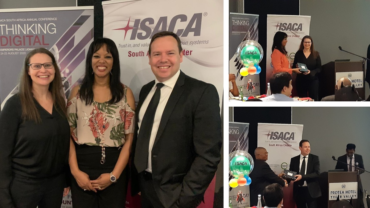 ISACA Annual Chapter Awards